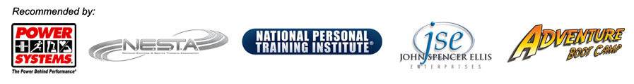 Recommended by Power Systems, NPTI, NESTA, Adventure Boot Camp, and JSE