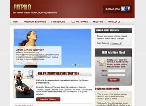 FitPro WordPress Theme
