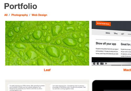 Quicksand Portfolio